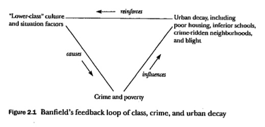 "what s missing from charles murray s diagnosis of the white  well murray is trying to describe the upper left corner of that loop the ""lower class"" culture and situation factors but doesn t appear to have a"
